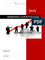BARRERAS CUANTITATIVAS 2