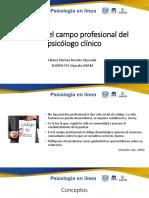 Deontología y Ética en El Campo Profesional de La Psicología Clínica_LPRQ