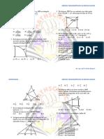 Práctica de Trigonometría