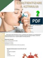 Conștientizarea Astmului