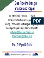 Part 9 Pipeline defects.pdf