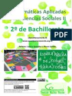 Matemáticas 2.º Bachillerato