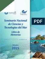 Memorias Vxi Senalmar Colacmar 2015