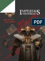 A Lenda Dos Cinco Anéis 2E - Histórias Imperiais