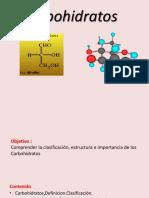 Clase Carbohidratos