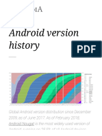 Android version history - Wikipedia.pdf