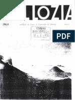 Revista Vellozia - Estudo Do Capim Colonião - 1959