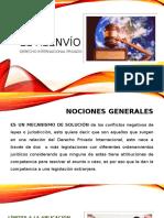EL reenvío - Exposición.pptx