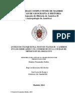 Tesis Tianquistilingui Universidad Complutense de Madrid
