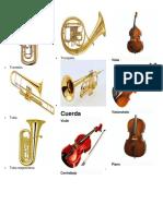 Instrumentos de Viento 100