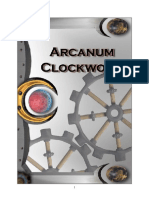 Arcanum 01 Introduzione