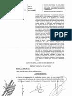 Alejandro Toledo seguirá siendo investigado por colusión en caso Interoceánica