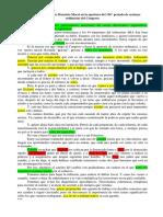 Mensaje Del Presidente Mauricio Macri en La Apertura Del 136