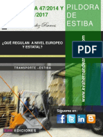 Pildoras Sobre Estiba. Directiva 47.2014_Eva Hernández Ramos