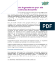 Documento   Ampliación de garantías en apoyo a la convivencia democrática