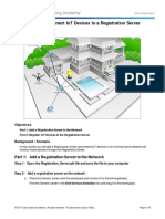 6.2.1.2 Packet Tracer - Connect IoT Devices to a Registration Server (1).pdf