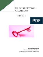 Registros Akashicos Nivel i Teoria y Practica