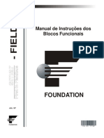 Blocos Funcionais Foundation Fieldbus