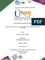 ACTIVIDAD 1. Reconocer Las Características y Entornos Generales Del Curso