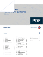 Station Planning Standards and Guidelines de Transport for London