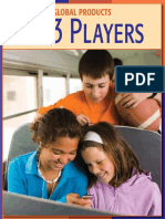 (21st Century Skills Library_ Global Products) Robert Green,Ken Pohlmann-MP3 Players-Cherry Lake Publishing (2007)