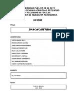Informe Prod. Forestal