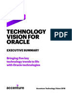 Accenture Technology Vision Oracle 2018