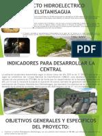 Central Hidroelecteica Delsitanisagua