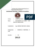 INFORME SEGUIMIENTO DE OBRA SAN JUAN DE MIRAFLORES.doc