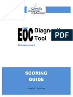 scoring guide math i aug 1 2016  1