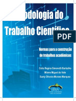 Manual de Normalização de Trabalhos Acadêmicos Da UFAM 20-06-17