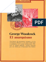 Woodcock, George - El Anarquismo. Historia de Las Ideas y Movimientos Libertarios - [Ariel, 1979]