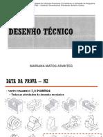 DT - 7. Desenho Mecânico - Exemplos Complexos