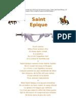 Saint Epique