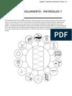 Aislamiento- Materiales y Tecnicas