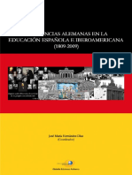 Influencia Alemanas (1)