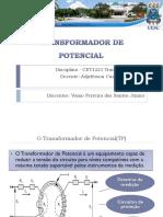 Apresentação - Capítulo 6 - Transformador de Potencial.pptx