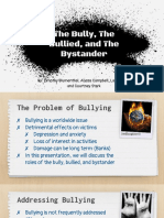 bullying presentation