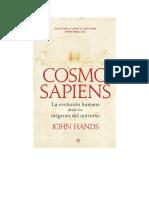 Hands John - Cosmosapiens