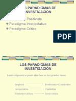 Paradigmas de investigacin