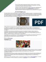 El Culto a La Virgen de La Candelaria en Chile Surge Principalmente Desde La Época Colonial