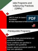 Programas de Prerrequisitos Para HACCP (1)