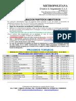 Confirmacion Amistosos f11 - 2018