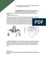 Ecuacion Del Flujo de Una Turbomaquina Altura Estatica y Grado de Reacciones Disposicion de Alaves Radiales