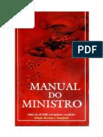78978095 Manual Del Ministro