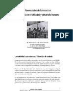 Nuevos Retos de Formacion Maestria en Motricidad y Desarrollo Humano