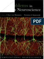 23 Problems in Systems Neuroscience 2005-2921