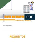 Clase02 ADBD Requisitos Modelo