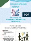 Kesehatan Reproduksi Remaja Ppt