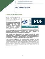 Last Planner System Informe 2